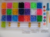 Loom Bands Colorful 5500ks