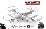 Qvadrocopter RC K300C Hawk eye