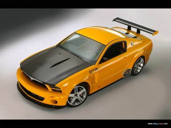 Rc model auto Ford Mustang GT