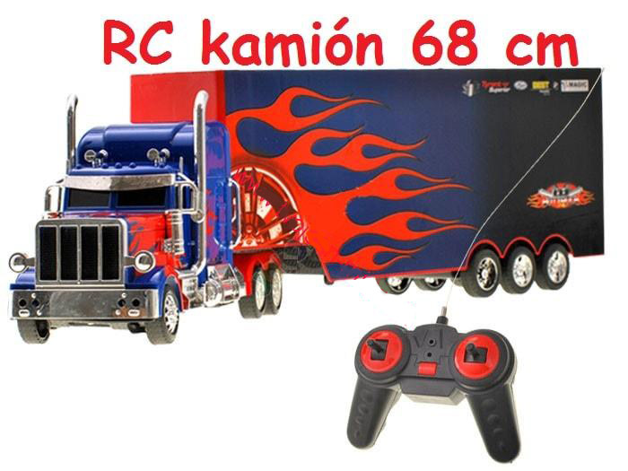 RC KAMION BLUE
