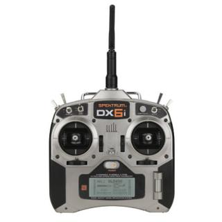 DX6i DSM X Spektrum Air - Heli AR6210