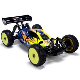 Losi 8ight E 1:8 4WD Buggy Race Roller ARR