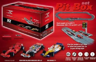 The Digital System F1 s Pitboxem