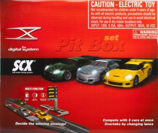 The Digital System GT s Pitboxem