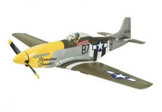 P-51D Mustang RTF Electric
