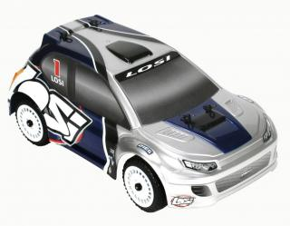 Losi Micro-Rally Car BL 1:24 4WD 2.4GHz RTR