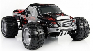 RARS RC- MONSTER TRUCK, 4x4, 1:18, 2.4 GHz