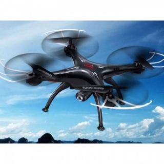 Syma X5CS - Qvadrocopter s HD camera